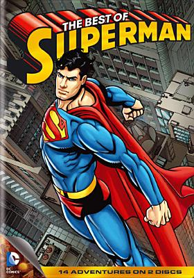 BEST OF SUPERMAN BY SUPERMAN (ANIMATED S (DVD)